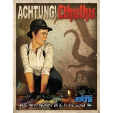 Call of Cthulhu - Achtung! Cthulhu Investigator's Guide - 401 Games