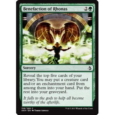 Benefaction of Rhonas (AKH) available at 401 Games Canada