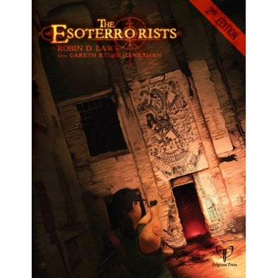 Esoterrorists 2nd Edition - Core Rulebook - 401 Games