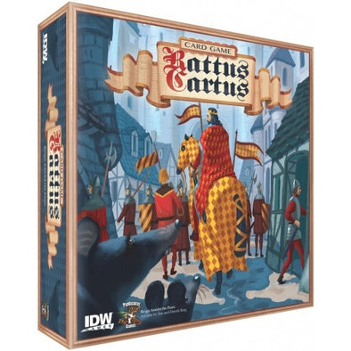 Rattus Cartus Card Game (no restock) - 401 Games
