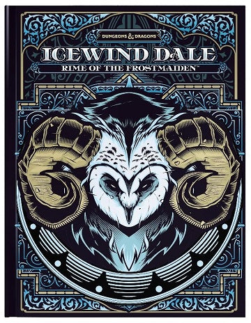 Dungeons & Dragons - 5th Edition - Icewind Dale: Rime of the Frostmaiden - Limited Edition (Pre-Order) - 401 Games
