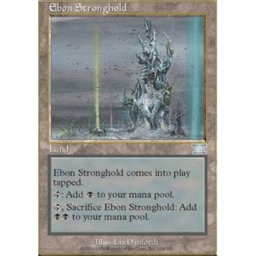 Ebon Stronghold - 401 Games