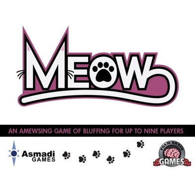 Buy Meow and more Great Board Games Products at 401 Games