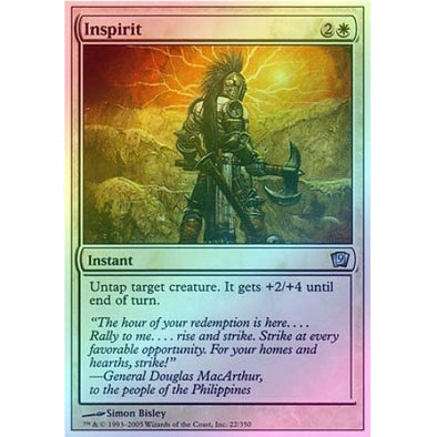 Inspirit (Foil) available at 401 Games Canada