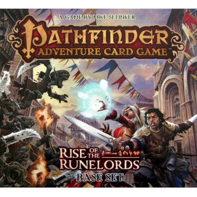 Pathfinder Adventure Card Game - Rise of the Runelords Base Set - 401 Games