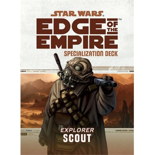 Star Wars: Edge of the Empire - Specialization Deck - Explorer Scout - 401 Games