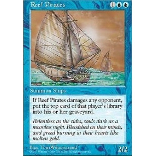 Reef Pirates - 401 Games
