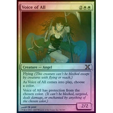 Voice of All (Foil) - 401 Games