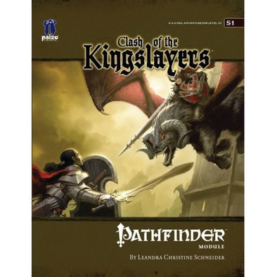 Buy Pathfinder - Module - Clash of the Kingslayers and more Great RPG Products at 401 Games