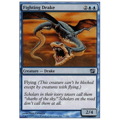 Fighting Drake - 401 Games