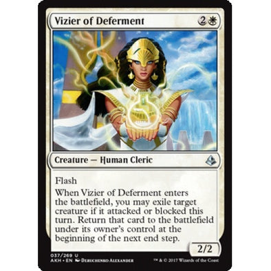 Vizier of Deferment (AKH) available at 401 Games Canada