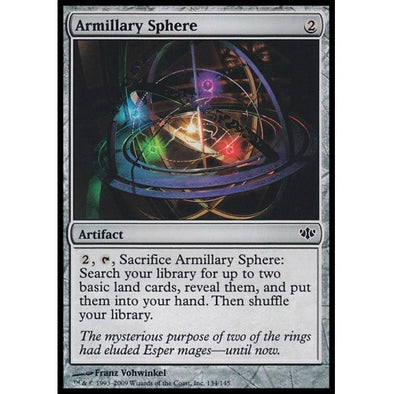Armillary Sphere (CON) available at 401 Games Canada