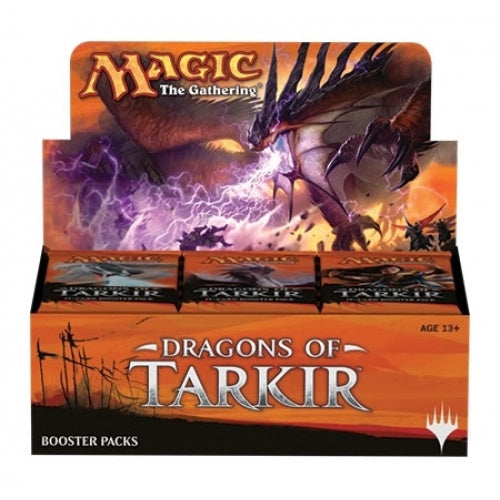 MTG - Dragons of Tarkir - English Booster Box - 401 Games