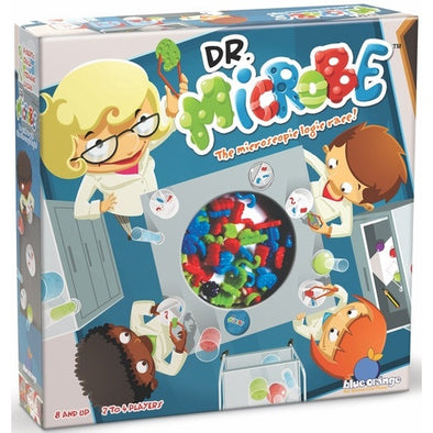 Buy Dr Microbe and more Great Board Games Products at 401 Games