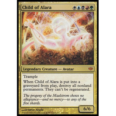 Child of Alara (CON) available at 401 Games Canada