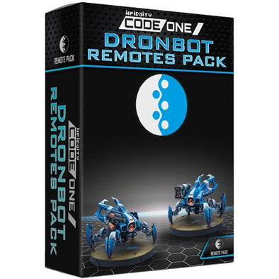 Infinity - CodeOne - PanOceania Dronbot Remotes (Pre-Order) - 401 Games