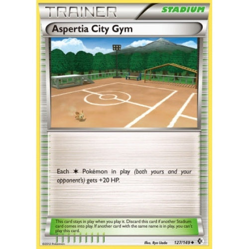 Aspertia City Gym - 127/149 - Reverse Foil (BCR127R) available at 401 Games Canada