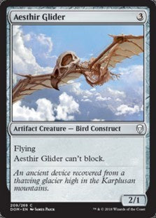 Aesthir Glider (DOM) available at 401 Games Canada