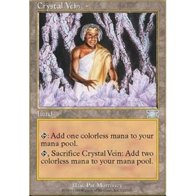 Crystal Vein available at 401 Games Canada