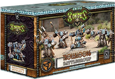Buy Hordes - Trollbloods - Battlegroup and more Great Tabletop Wargames Products at 401 Games