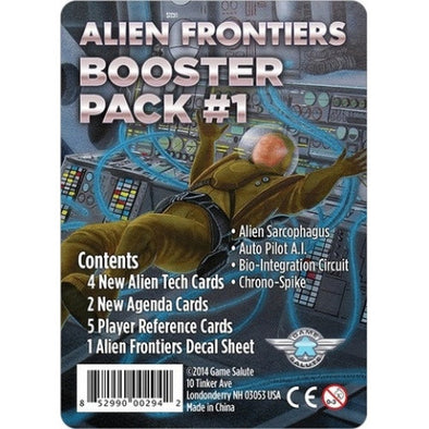 Buy Alien Frontiers - Expansion Pack 1 and more Great Board Games Products at 401 Games