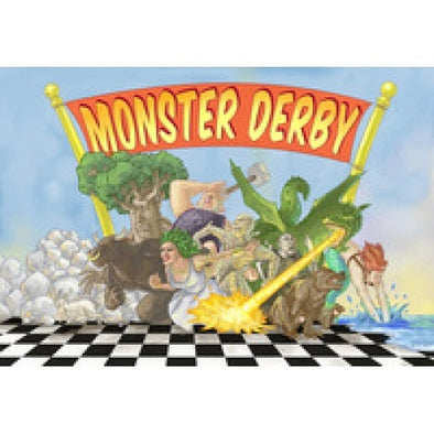Buy Monster Derby (No Restock) and more Great Board Games Products at 401 Games