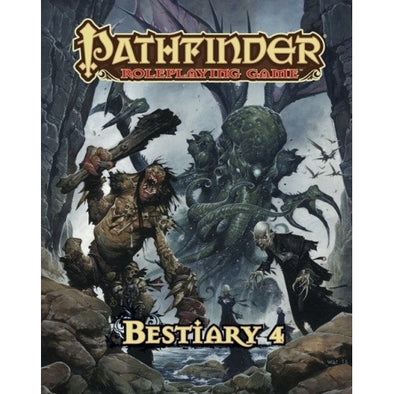 Pathfinder - Book - Bestiary 4 - 401 Games
