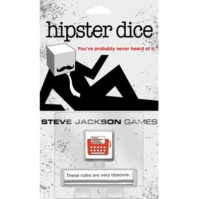 Hipster Dice