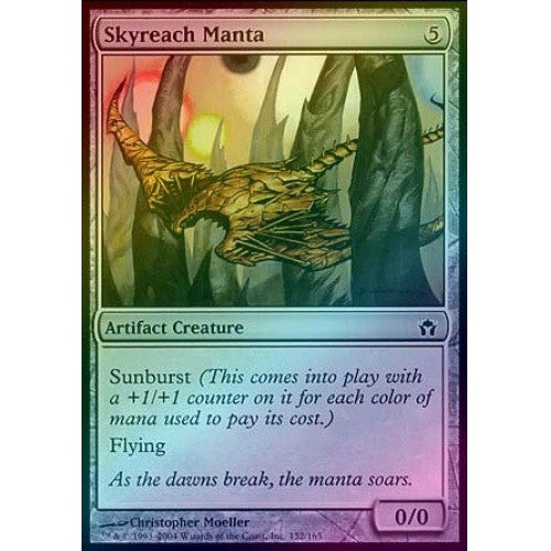Skyreach Manta (Foil) (5DN) - 401 Games