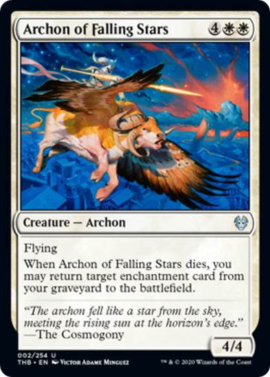 Archon of Falling Stars (THB) (Pre-Order: 2020-01-24)