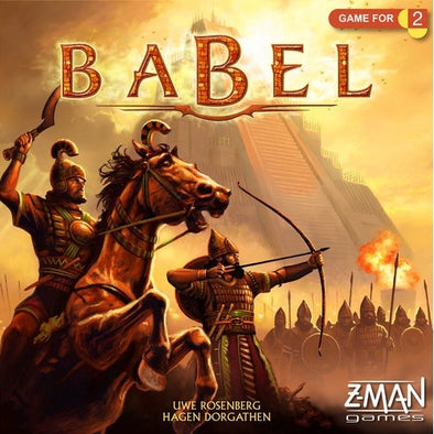 Babel available at 401 Games Canada