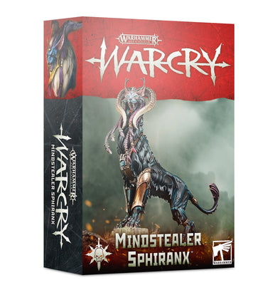 Warhammer - Age of Sigmar - Warcry - Mindstealer Sphiranx available at 401 Games Canada