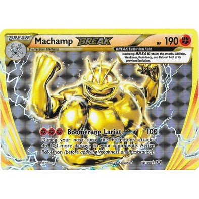 Buy Machamp BREAK - 60/108 and more Great Pokemon Products at 401 Games