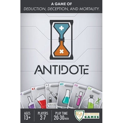 Antidote - 401 Games
