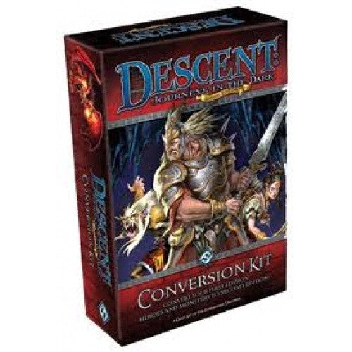 Descent - 2nd Edition - Conversion Kit - 401 Games