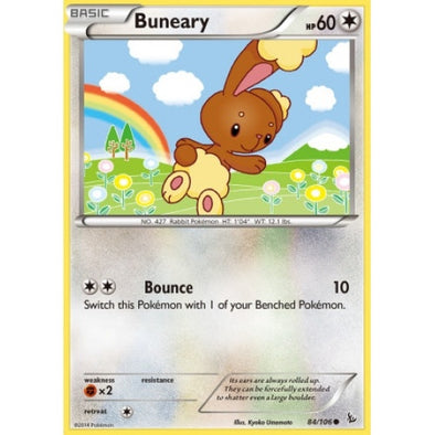 Buy Buneary - 84/106 - Reverse Foil and more Great Pokemon Products at 401 Games
