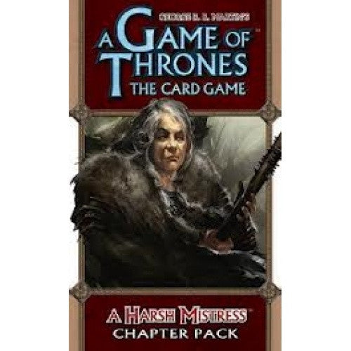 Game of Thrones Living Card Game - A Harsh Mistress - 401 Games