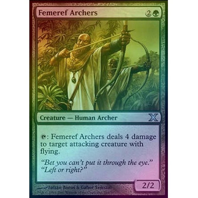 Femeref Archers (Foil) available at 401 Games Canada