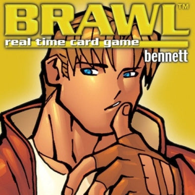 Buy Brawl - Real Time Card Game - Bennett and more Great Board Games Products at 401 Games