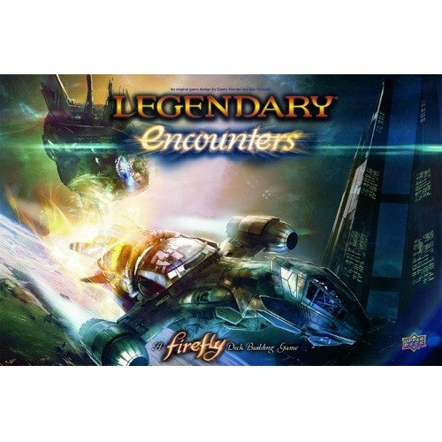 Legendary - Encounters - Firefly Deck Building Game available at 401 Games Canada