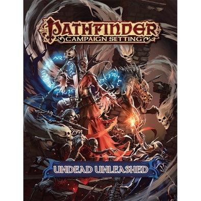 Pathfinder - Campaign Setting - Undead Unleashed - 401 Games