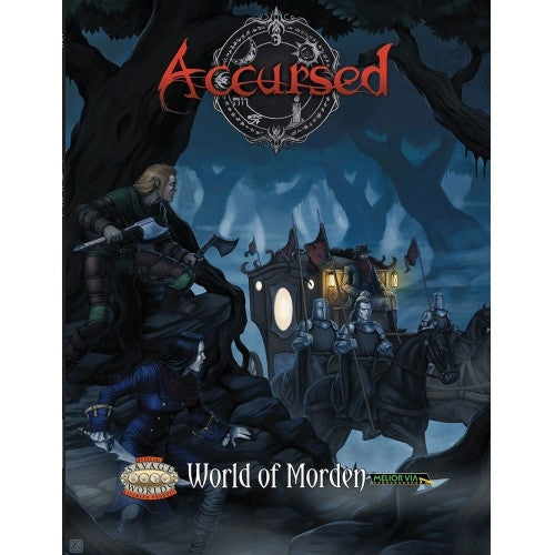 Accursed - World of Morden (Savage Worlds) - 401 Games