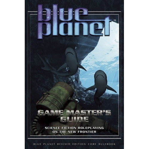 Blue Planet - Game Master's Guide Hardcover - 401 Games