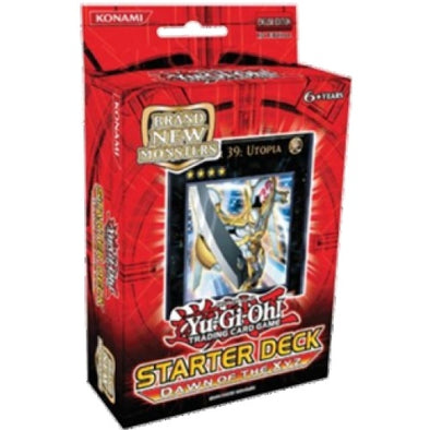 Buy Yugioh - Dawn of the Xyz - Starter Deck and more Great Yugioh Products at 401 Games