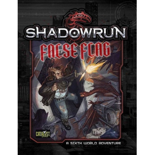 Shadowrun 5th Edition - False Flag available at 401 Games Canada