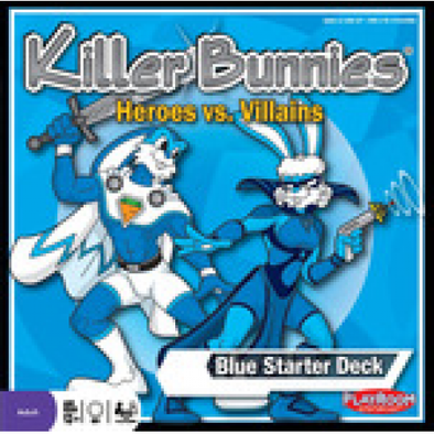 Killer Bunnies - Heroes vs Villains - 401 Games
