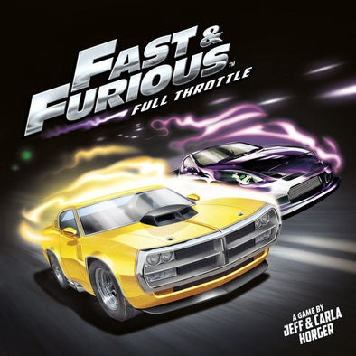 Fast & Furious - Full Throttle - 401 Games