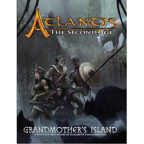 Atlantis: The Second Age - Grandmother's Island - 401 Games