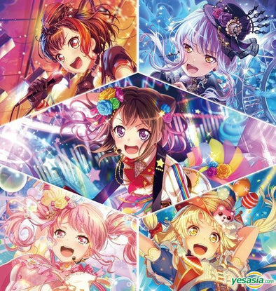 WEISS SCHWARZ - BANG DREAM! GIRLS BAND PARTY! VOL 2 BOOSTER CASE (PRE-ORDER October 18, 2019)
