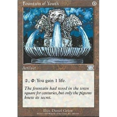 Fountain of Youth - 401 Games